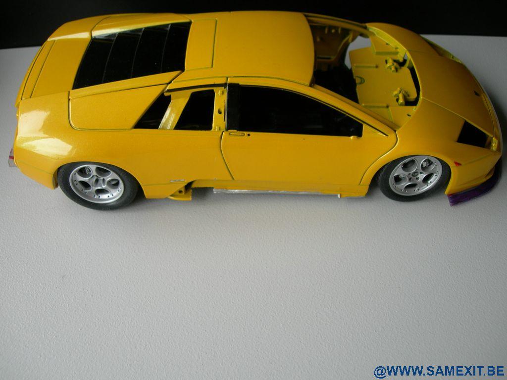 Lamborghini Murciellago