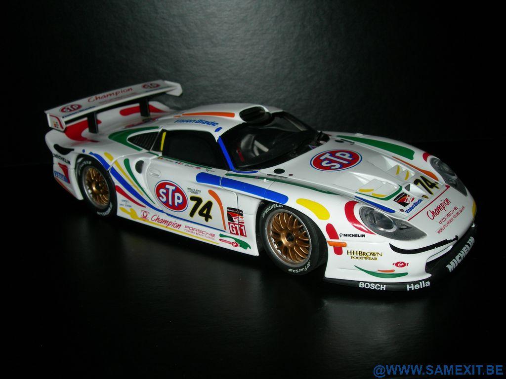 Porsche 911 Gt1 74